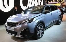 Le Nouveau Peugeot 5008 Se Transforme En Suv L