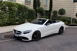 2019 Mercedes AMG S63 Cabriolet Review  Auto Car Update