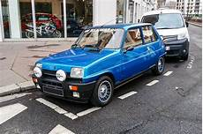 Renault 5 Alpine Turbo Une Voiture De Collection Propos 233 E