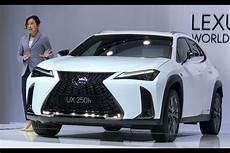nouveau ct date 2019 lexus ux the brand s new entry level suv is coming