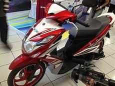 Xeon Modifikasi by Yamaha Xeon Rc Modifikasi Thecitycyclist