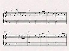 free easy piano sheet music how great thou art youtube