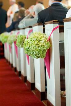 memorable wedding here are ideas for church pew wedding decorations you might use