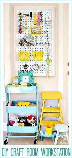 20 craft room organization ideas