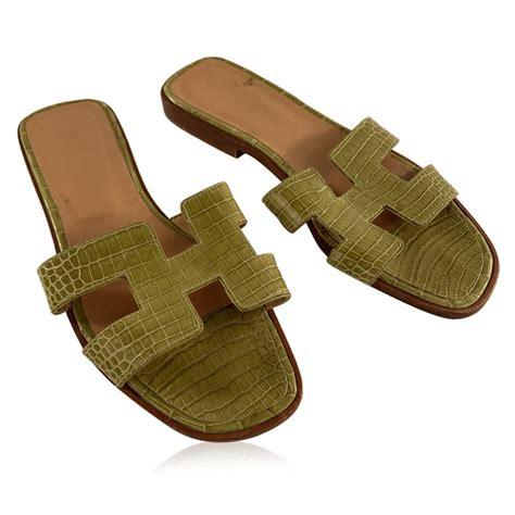 Hermes Sandals Sizing
