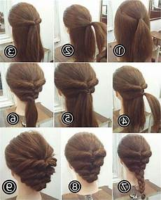 15 ideas of hairstyles easy updos
