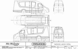 Mercedes Sprinter 313 Internal Dimensions