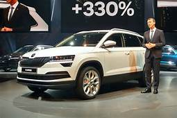 New Skoda Karoq SUV Full UK Pricing And Specs Revealed