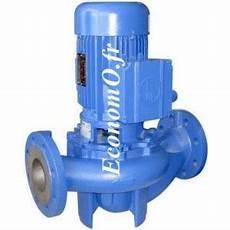 pompe en ligne ebara lpc e 40 200 4 0 fonte de 6 224 24 m3 h