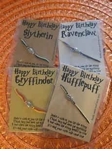 Book Wine And Time Diy Harry Potter Wish Bracelet