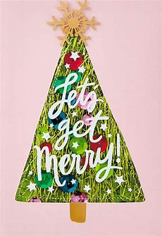 let s get merry christmas card greeting cards hallmark