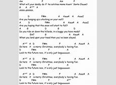 merry christmas everyone lyrics