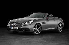 Mercedes Slc Revealed A New Name And A New For Slk