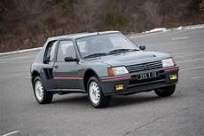 peugeot 205 turbo peugeot 205 turbo 16 1984 sprzedany giełda klasyk 243 w