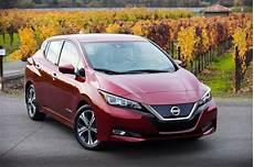 2018 Nissan Leaf Sl One Week Review Automobile Magazine