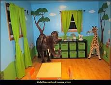 Jungle Theme Wall Decor