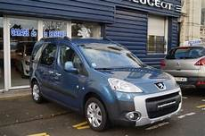 garage peugeot occasion occasion peugeot partner tepee 1 6 hdi 92 ch outdoor