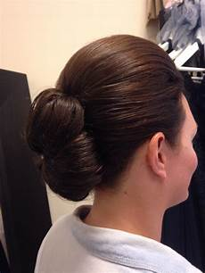 bun updo smooth classy bump in 2019 wedding hairstyles