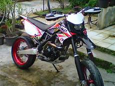 D Tracker Modif by Klx D Tracker Modifikasi Thecitycyclist