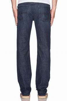 lyst 7 for all mankind standard in blue for