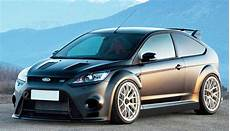 focus rs 500 ford focus rs500 might be revealed next with 400 hp drivers magazine