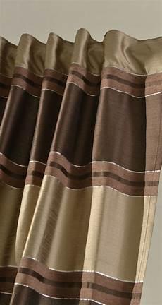 chenille vorhang vorhang schal gardine chenille effekt streifen schlaufen