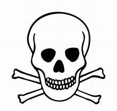 malvorlage totenkopf pirat 1ausmalbilder
