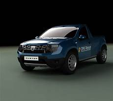 Dacia Duster Up - dacia duster up concept petrom cgtrader