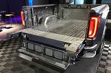 2019 gmc 1500 tailgate one of the coolest features of the 2019 gmc is its