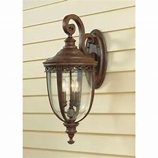 large bronze outdoor wall light large bronze outdoor wall light in traditional period styling ip44