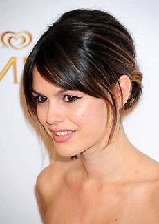 chignon hairstyles hairstyles weekly