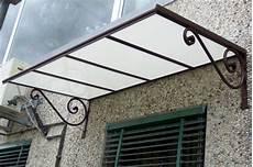 tettoie per finestre pensiline e tettoie in acciaio inox legno ferro