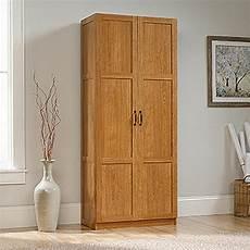 sauder woodworking highland oak cabinet 419188 the home depot