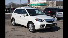2011 acura rdx sh awd turbo review and test youtube