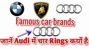 Famous Car Brands With Hidden Logo Meanings  Hindi