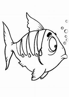 Fische Malvorlagen Ausschneiden Malvorlagen Fische Ausdrucken Malbild