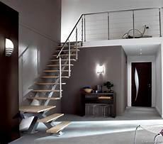 escalier limon central lapeyre c est quoi un escalier tendance maison cr 233 ative