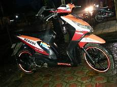 Honda Beat Variasi by Honda Beat Repsol Edition 4 Jan 2014 Fajar Variasi