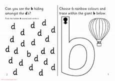 letter b worksheets sparklebox 24013 confusing letters b and d p and q i and j worksheets sparklebox