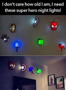 avengers night lights total survival