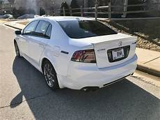 closed 2007 acura tl type s clean title carfax inside