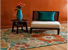 Images of teal n brown decor for lounge, ideas about rust