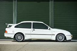 Wednesday Want Whale Tail Edition Ford Sierra RS500 Cosworth