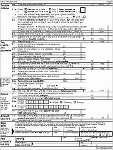 irs forms 1040 instructions 2015 form resume exles