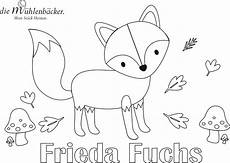 Malvorlage Fuchs Einfach Malvorlage Fuchs Einfach Coloring And Malvorlagan