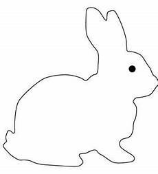 12 tavşan boyama sayfaları