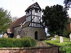 Englische Häuser Innen - kington worcestershire