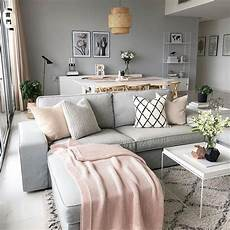 Grey And Pink Living Room Decor