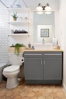 Bathroom Ideas Shelves by 25 Best Diy Bathroom Shelf Ideas And Designs For 2019