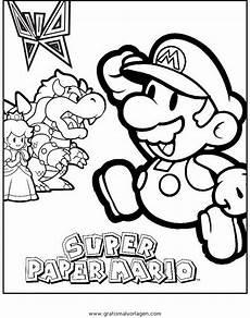 Malvorlagen Mario Quest Mario Bros 26 Gratis Malvorlage In Comic